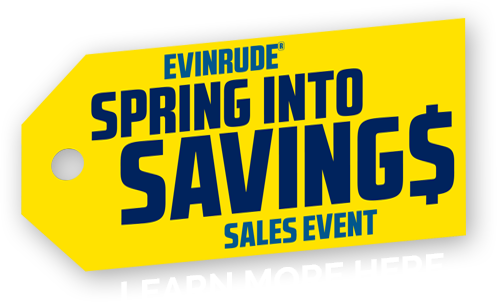 Spring into Saving Sales Event